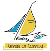 Cedar Lake Chamber of Commerce Logo